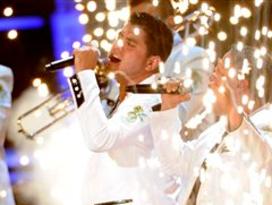 2014 Latin Grammy Awards - Show