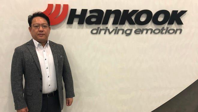 Ilhwan Jeon, President, Hankook Tire Manufacturing Tennessee