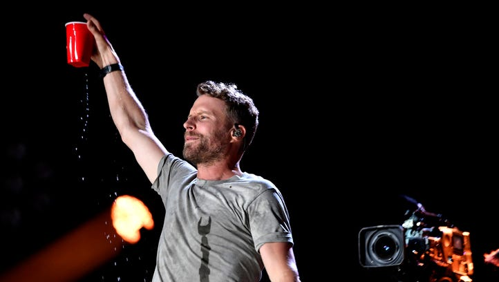 Dierks Bentley, Chris Young, Kelsea Ballerini give special needs campers Nashville experience