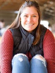 Working during college helped Meghan Gerke prevent
