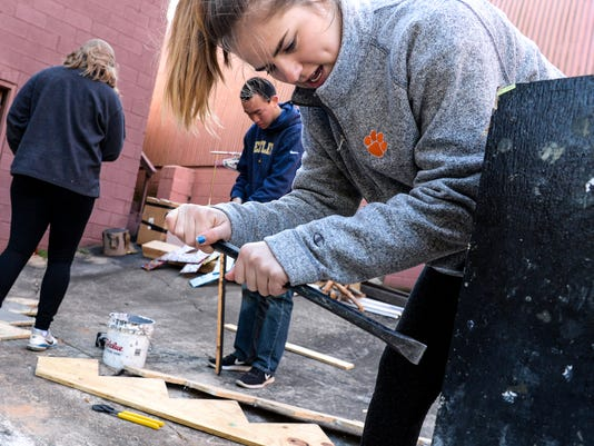 Clemson University MLK Day of Service