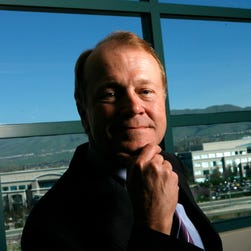 Cisco CEO John Chambers is one of the few executives of the aughts still in the same role.