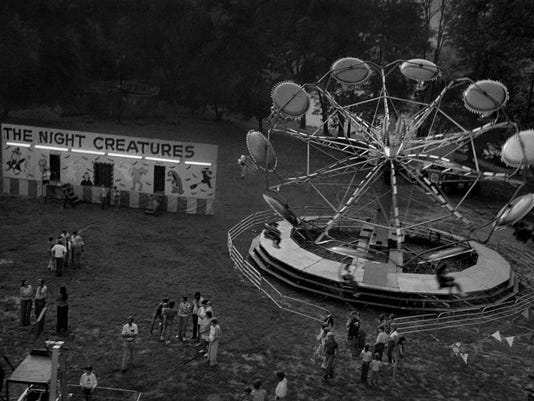 Carnival on the Island, Marshall, 1983. by Rob Amberg