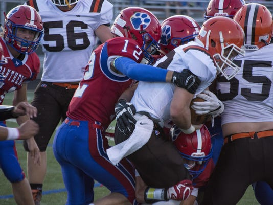 Heath 36, Licking Valley 13