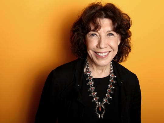 Actress Lily Tomlin, seen here in March 2013, will