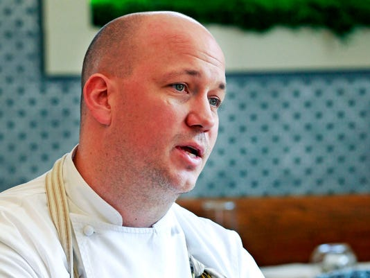 Paul Berglund Named Best Chef Midwest By James Beard Foundation