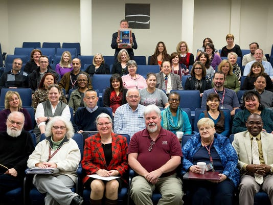 NMSU faculty and staff