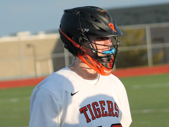Loveland senior attack Adam Clark will play at Cleveland State.