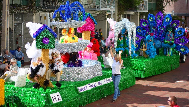 The Edison Festival of Light Junior Parade is among the many family-friendly events happening this weekend.