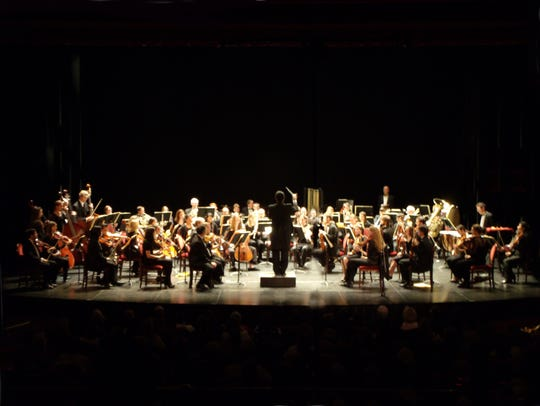 The Garden State Philharmonic has four concerts on