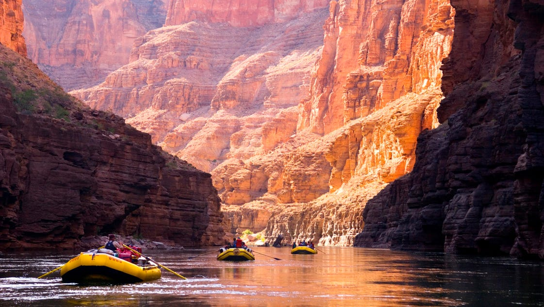 Report Alleges Sexual Misconduct At Grand Canyon