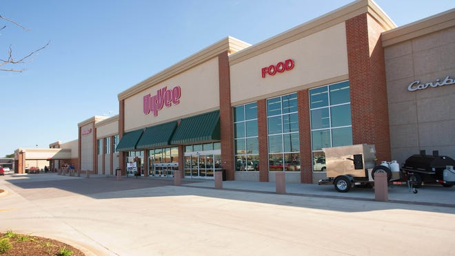 Hy-Vee's store on West Battlefield Road opened in 2011.
