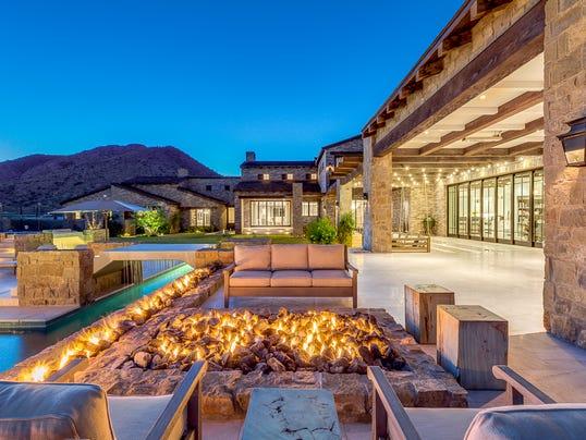 Jared Allen's Scottsdale home