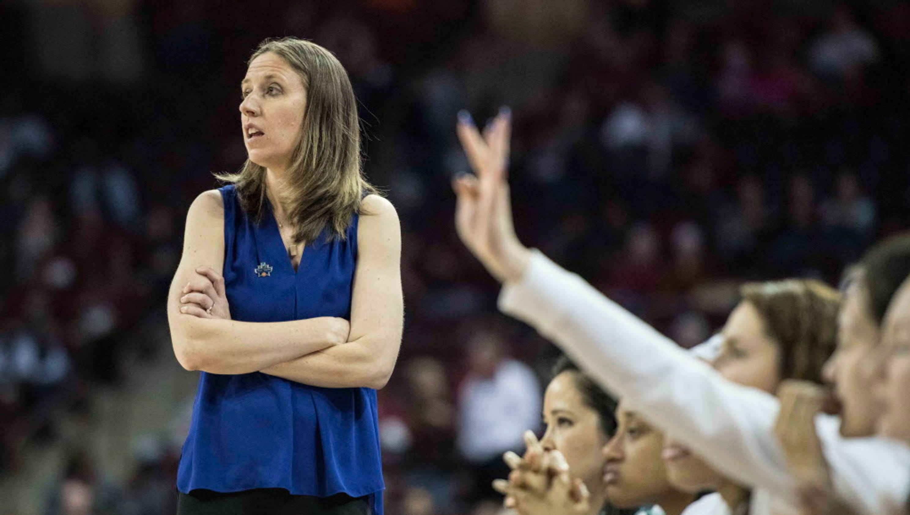 Tips for working moms, from moms in college basketball coaching