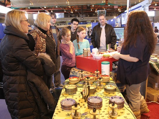 The annual Suburban Home Show returns to Rockland Community