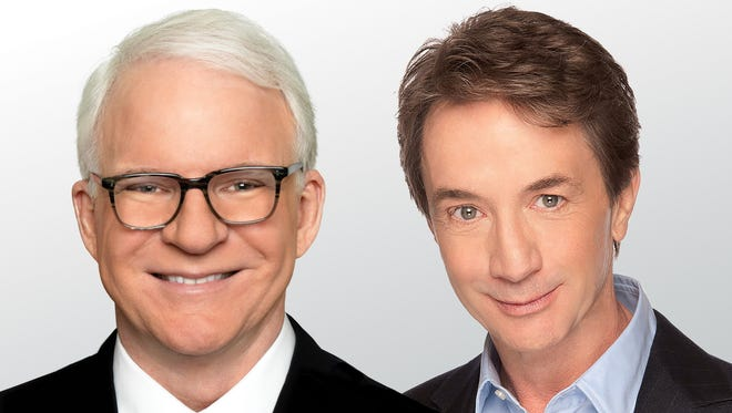 Steve Martin and Martin Short will perform at the Grand Ole Opry House on March 19.