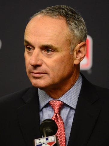 Rob Manfred hopes to iron out details about protective
