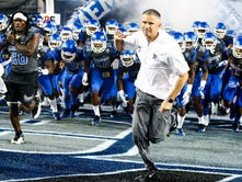 History in the making for Memphis Tiger football