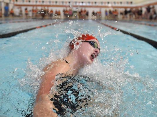 DCA 1109 sectional swim 3