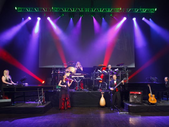 Mannheim Steamroller will perform in the Centrum Arena at Southern Utah University Wednesday.