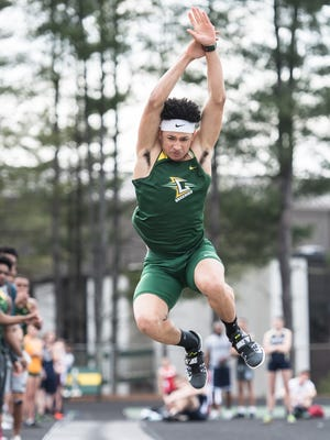 Christ School's Kevin Snyder has narrowed his college choices to six top schools.