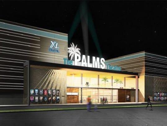 Palms Movie Theater Times