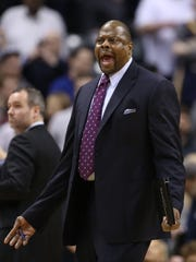 Charlotte Bobcats assistant and Georgetown legend Patrick