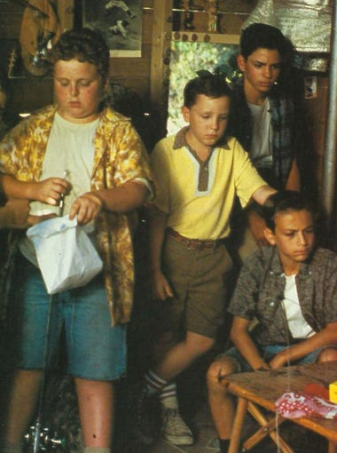 No. 10: 'The Sandlot.' The 1993 film focuses a group