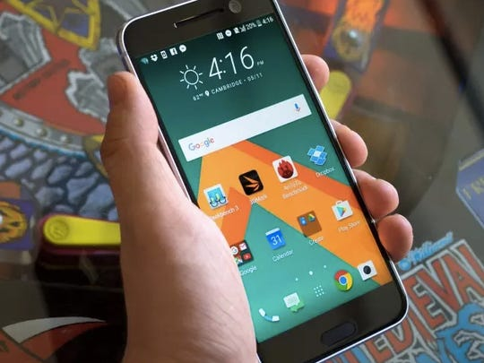 The HTC 10 is a very nice phone, featuring upgradeable