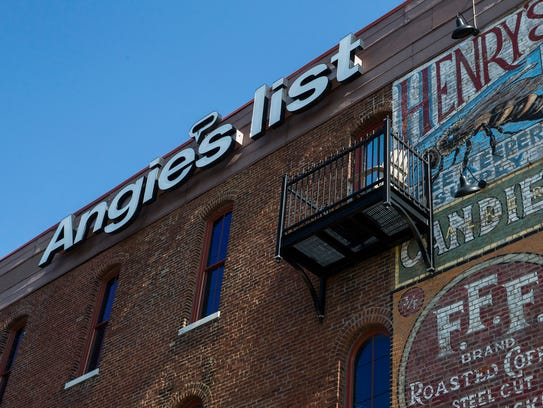 The Angie's List's sprawling east-side campus sits