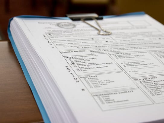 York County is filing this 252-page lawsuit against