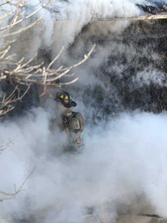 fort dodge firefighter battles flames of a house fire sunday that. Cars Review. Best American Auto & Cars Review
