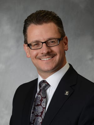 Peter Provenzano was named interim chancellor for Oakland Community College on May 17, 2017.