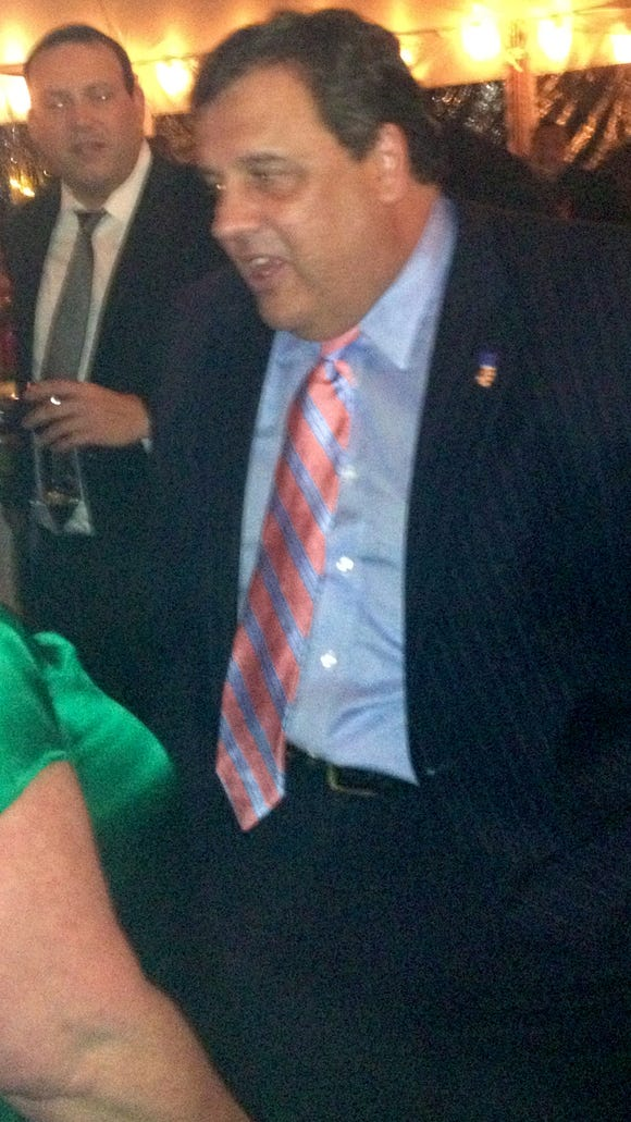 N.J. Gov. Chris Christie