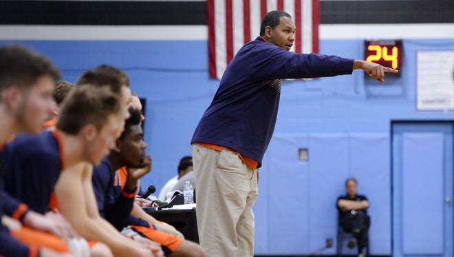 Former Pittsford Sutherland and Syracuse University star Ryan Blackwell is in his second season as head coach for Liverpool High School near Syracuse.