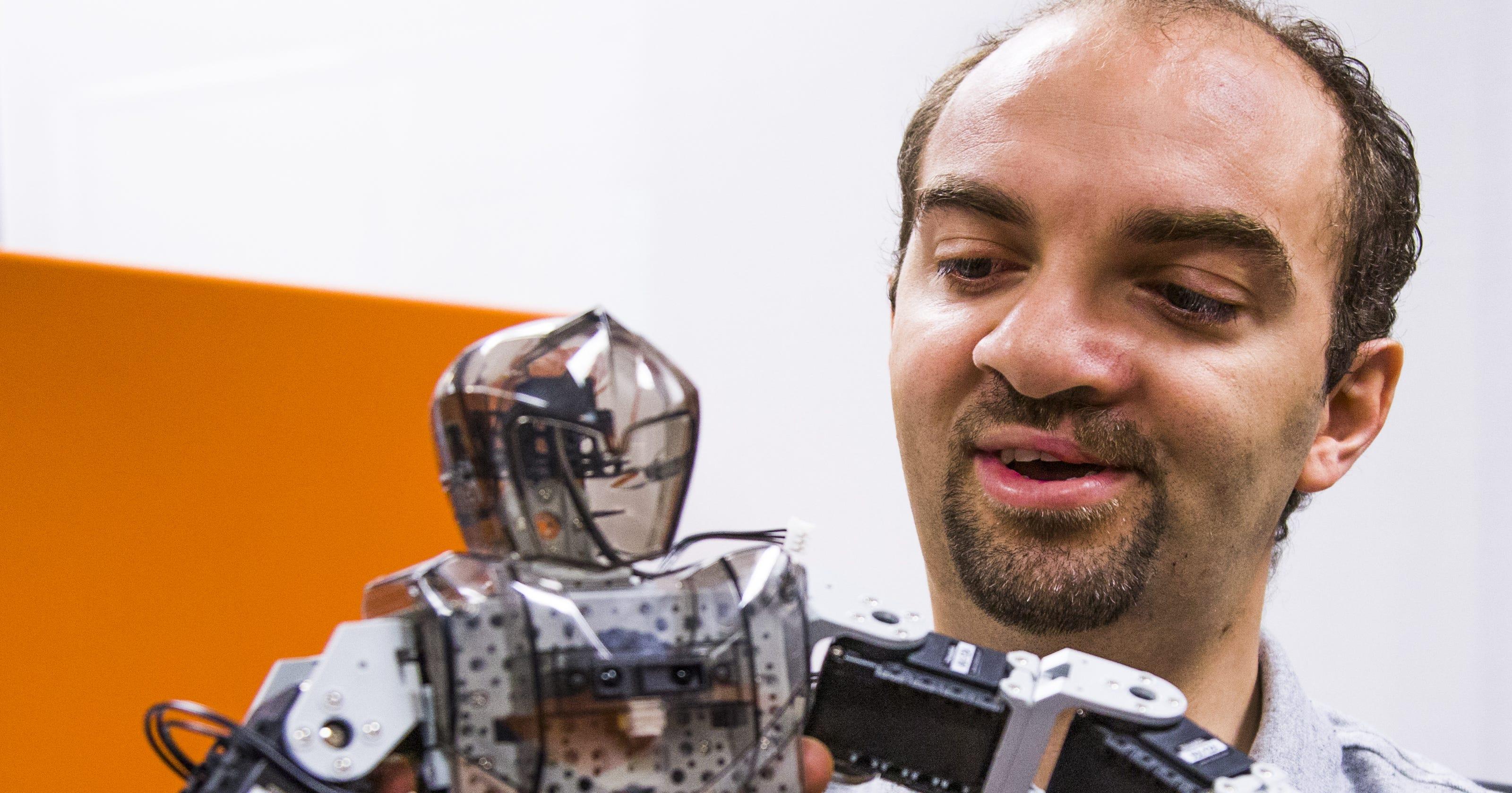 How artificial intelligence, robotics could transform jobs