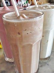 Graeter's Milkshakes