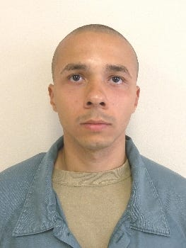 Phillip Burton Jr., 23, was reported missing from the Sanger B. Powers Correctional Center in Oneida Sunday night.