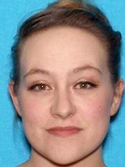 Megan Jones, 23, is wanted for questioning.