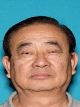 Gin Lu Shwe, 70 of Cupertino, was found in a shallow grave in Three Rivers.