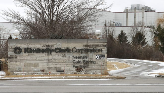 Kimberly-Clark Corp.'s manufacturing facility at 1050 Cold Spring Road in Fox Crossing is scheduled to be closed as part of the company's global restructuring.