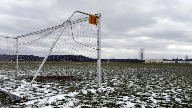 Lancaster Parks Department's soccer complex could be on the move. A company has approached the Fairfield County Commissioners, who own the property and lease it to the city, about purchasing the land for commercial development.