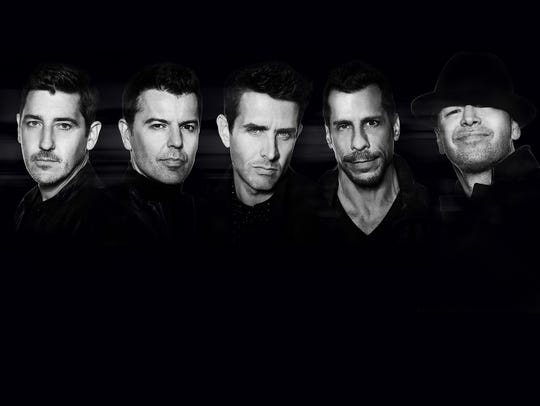 New Kids on the Block will perform June 18 at Bankers