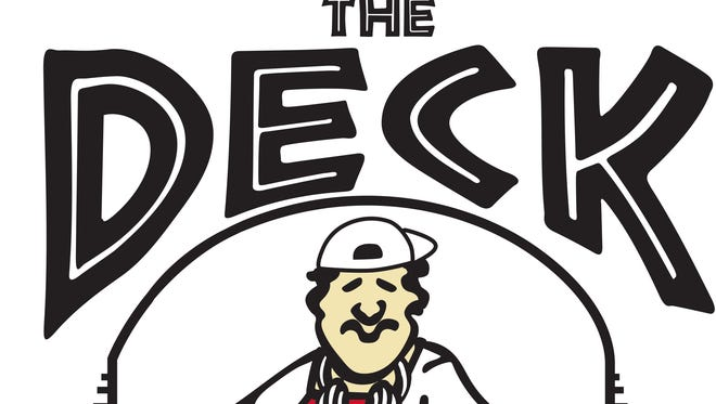The Deck Pizza Pub is slated to open in mid-August.