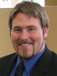 Arts Council executive director Shawn Johnston.