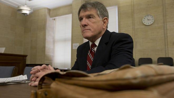 Former Maricopa County Republican Party chairman A.J. LaFaro.