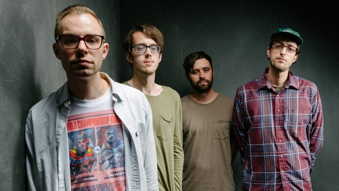 """Cloud Nothings new album, """"Life Without Sound,"""" is out Friday. The band comes to Turner Hall Ballroom Feb. 12."""