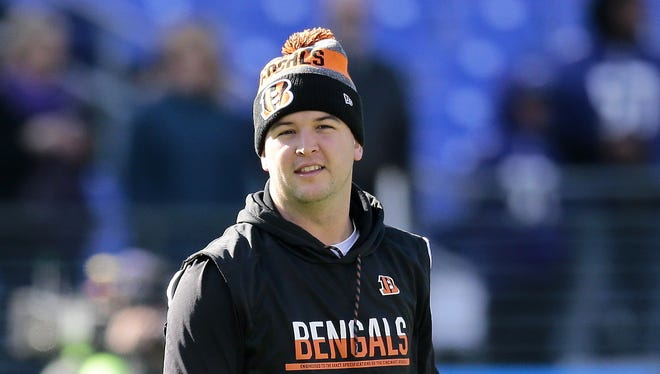 Cincinnati Bengals quarterback AJ McCarron sounds ready to be traded this offseason.