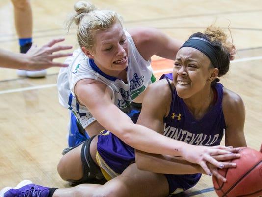 Montevallo vs UWF women's basketball