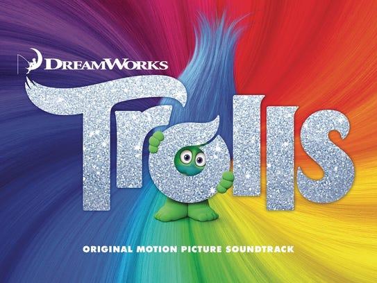 Trolls, Soundtrack